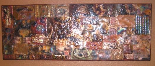 Copper Quilt